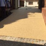 Redbourn resin driveways
