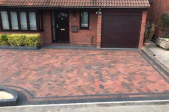 Radlett driveway repairs