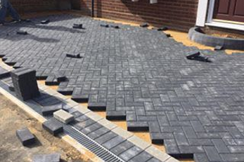 block-paving-driveway Radlett