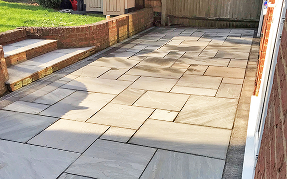 Patio Ideas Redbourn